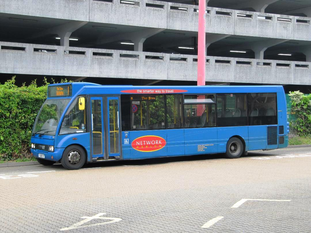 Harlow Bus Travel Information - Enthsiast Arriva Page