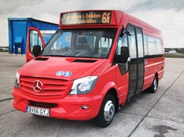 EOS Mercedes-Benz Sprinter City BV66GYJ