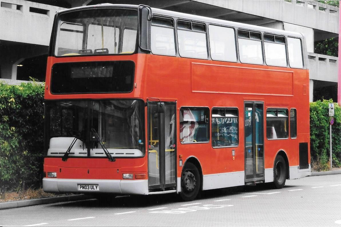 Harlow Bus Travel Information Eos London
