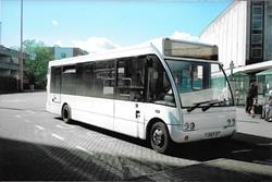 EOS Optare Solo YJ08PJX