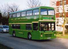 Imperial Leyland Olympian/Northern Counties G521VBB